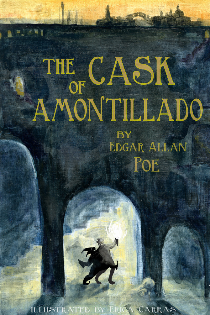 the cask of amontillado essay introduction Essays and criticism on edgar allan poe's the cask of amontillado the cask of amontillado edgar allan poe - essay homework help introduction (short story.