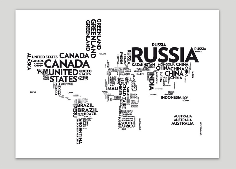 typography world map 28 images world map in typography continent words stock vector image